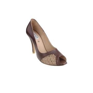 Coat Shoe C02 For Women Sh000180-037-brn Brown