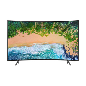 "Samsung 49"" 49NU7300 Curved UHD Smart LED TV Black"