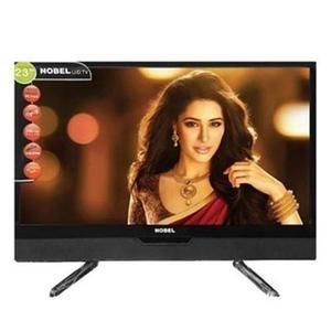 NOBEL HD LED TV 24 Inch Black