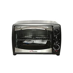Gaba National Bar B Q & Toaster Rotisserie Electric Oven GN-1523 Black & Grey