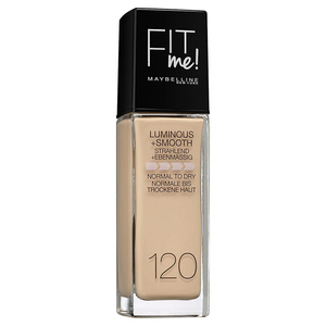 Maybelline Fit Me Liquid Foundation 120  ...