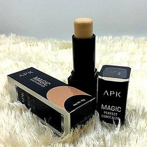 Apk Cosmetics Magic Perfect Concealer Brown