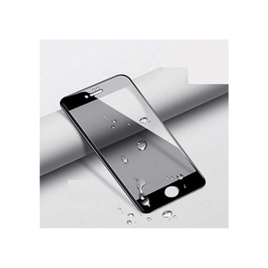5D Tempered Glass Protector for iPhone 7 Black