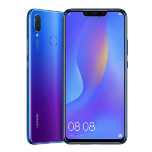 Huawei nova 3i 6.3 Inch Display, 4GB RAM, 128GB ROM, CPU Octa-Core, Smartphone Iris Purple