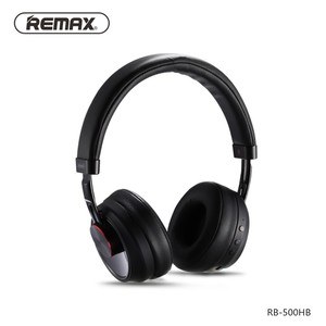 REMAX Bluetooth Headphone with Microphone - RB-500 ...