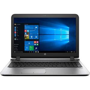 HP ProBook 450 G3 15.6 Inch Core i5 6th Gen. 8GB RAM 256GB SSD laptop Silver (T4M99UT)