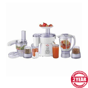 Westpoint 9 in 1 Jumbo Food Factory with Extra Grinder WF2805 White