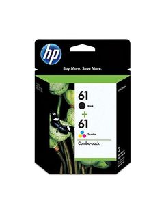 HP INK Cartridge 61 Combo  RM0007 Black & Tri Color