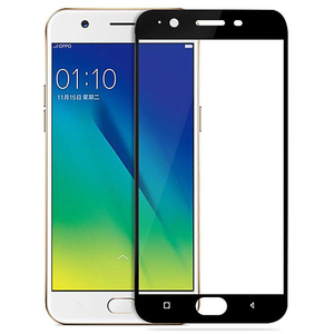 Mobile Screen Protector for Oppo A37 DG599 Black