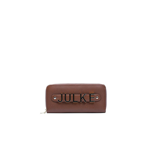 Julke Signature Wallet For Women JUL-345 Tan