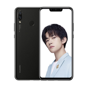 Huawei Nova 3i, 6.3 inches Display,, 4GB RAM, 128GB ROM, Octa-core, Smartphone Black