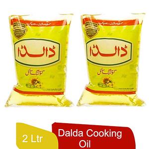 Dalda Cooking Oil 2 Ltr