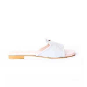Julke Florence Flat Sandals For Women JUL-184 Grey