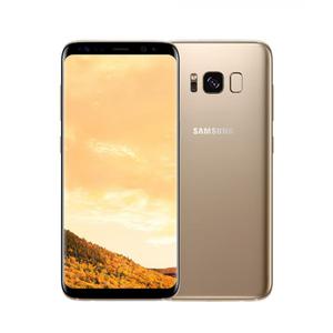 Samsung Galaxy S8 Plus 6.2 Inch Display, 4 GB RAM, 64 GB ROM, CPU Octa-Core, Smartphone Gold