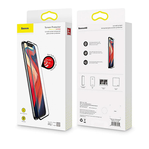 Baseus 0.3Mm Screen Protector Tempered Glass For Iphone X