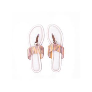 Julke Kerry Flat Sandals For Women JUL-176 Multi Color