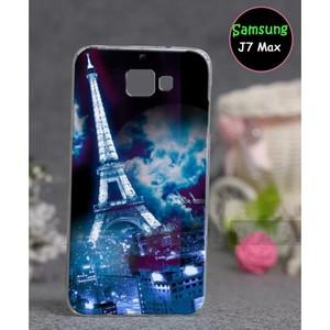 Samsung J7 Max Case - Eiffel Tower Case SAA-5338 B ...