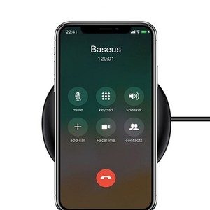 iPhone Wireless Charger Black
