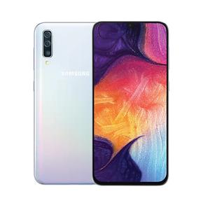 """Samsung Galaxy A50 6.4"""" Screen, 128GB ROM, 4GB RAM, CPU Octa-Core Smartphone White"""