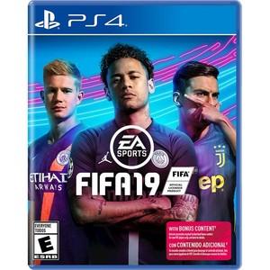 Playstation 4 Fifa 19 (Reg 2)