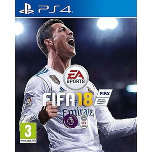 FIFA 18 - Standard Edition - PS4