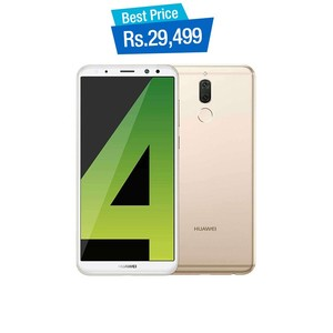 Huawei Mate 10 lite Display 5.9 Inch, 4 GB RAM, 64 ...
