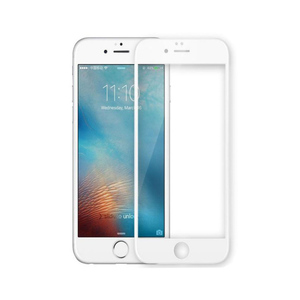 Apple iPhone 6 Complete Tempered Glass White