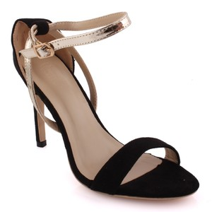Women Louisee Ankle Strap Heel Sandals - L29439 - ...