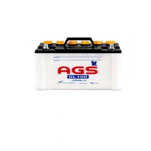 AGS GL 100 12V Medium Battery