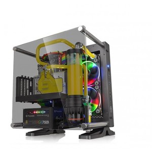 Thermaltake Core P1 TG Mini ITX Wall-Mount Chassis