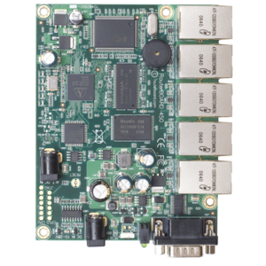 Mikrotik RB450 Router BOARD