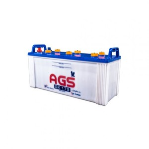 AGS GX 175 12V Heavy Battery