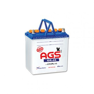 AGS GR 46 12V Light Battery