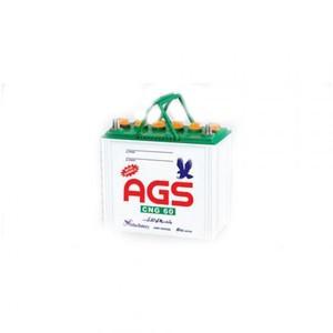 AGS CNG 60 12V Light Battery
