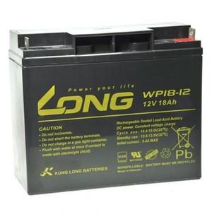 Long Lead-acid battery 12V 18AH