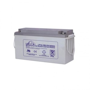 Leoch Battery - LP Series - 12 V - 150 AH - T3 Terminal