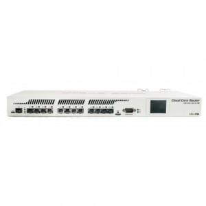 MikroTik CCR1016-12S-1S+ 1U rackmount Router