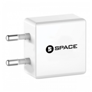 SPACE WC-101 Dual USB Port Wall Charger