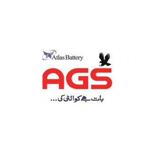 AGS 80D26R 12V Light Battery