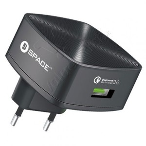 SPACE WC-130 Single Port 3.0 Quick Charger