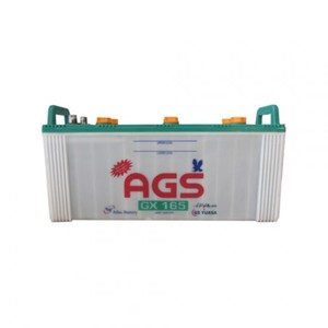 AGS GX 165 12V Heavy Battery