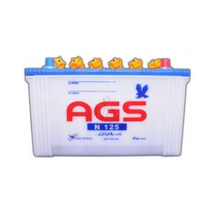 AGS N125 12V Medium Battery