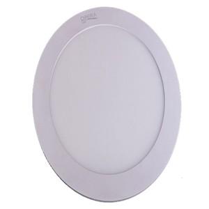 Opera Round LED Panel Light 12W - White