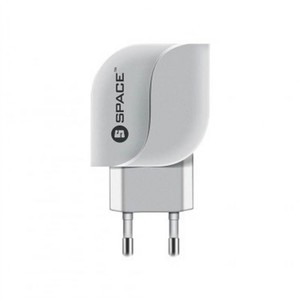SPACE ADAPTIVE FAST WALL CHARGER WC-106 (Single Port) MOBILE CAHRGER