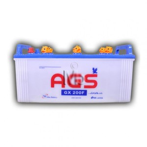 AGS GX200 F 12V Heavy Battery