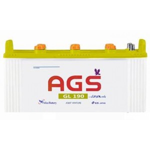 AGS GL 190 12V Heavy Battery