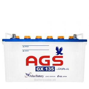 AGS GX 135 12V Medium Battery