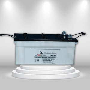 Max Power MPT360 Tubular Battery (12V 150Ah/20HR)