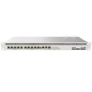 Mikrotik RB1100AHx4 Powerful 1U rackmount router