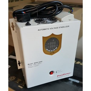 Stabimatic WSR-5000 Automatic Voltage Stabilizer